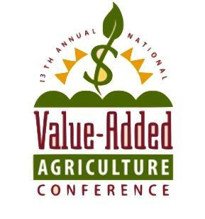Value addeda agricuture conference logo