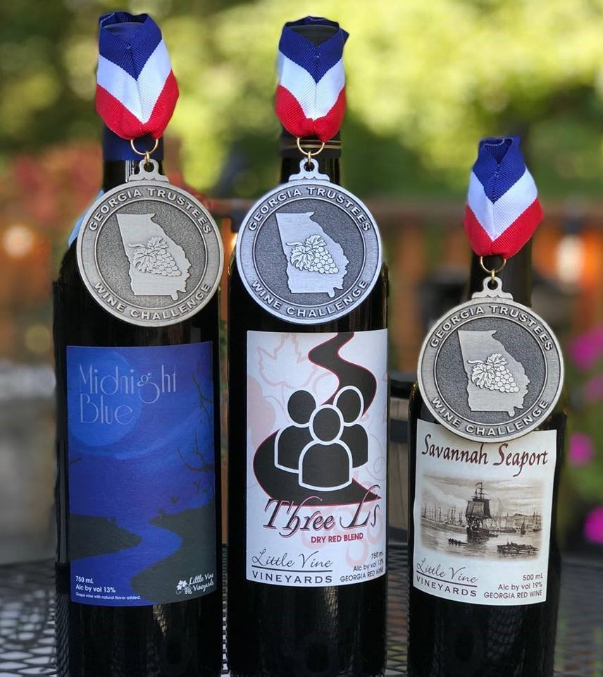 Little Vine Vineyards Award Winning Wines