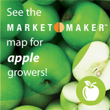 Apple FoodSearcher Map