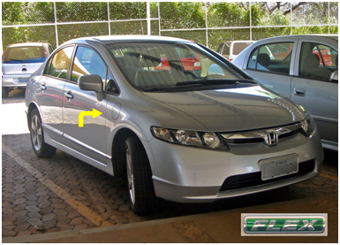 Brazilian Honda Civic