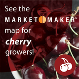 Cherries FoodSearcher Map