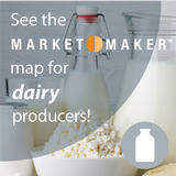 Dairy FoodSearcher Map