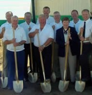 Breaking Ground Photo